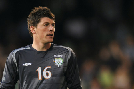 Soccer - Friendly - Nigeria v Republic of Ireland - Craven Cottage