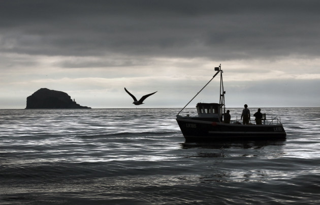 Exclusive Right To Fish Rule -  Scottish Inshore Fishermen