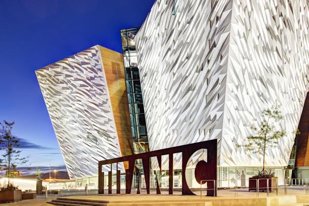 Titanic Belfast - Outside