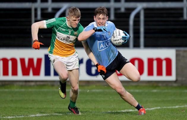 Con O'Callaghan with David Dempsey