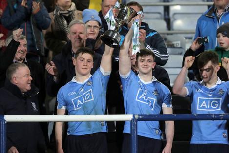 Con O'Callaghan and Cillian O'Shea