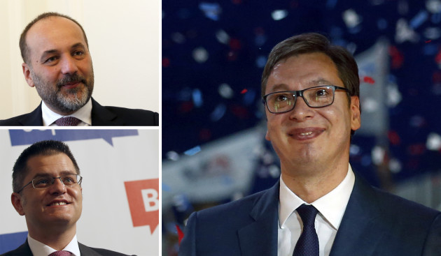 Serbia Presidential Election