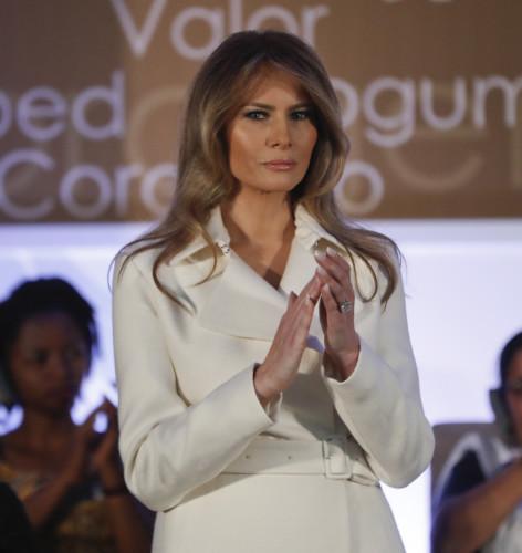 Melania Trump Women of Courage