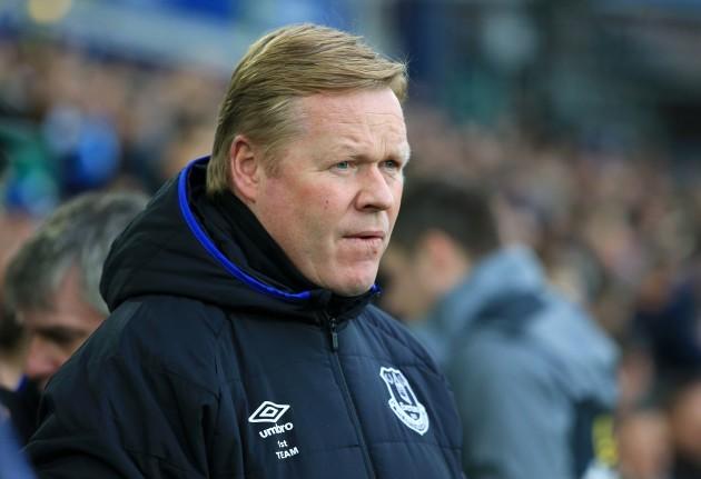 Everton v Sunderland - Premier League - Goodison Park