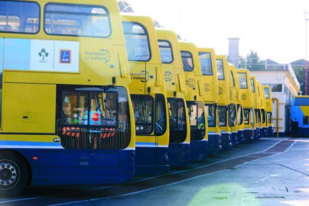 15/9/2016. Bus Strikes Industrial Disputes
