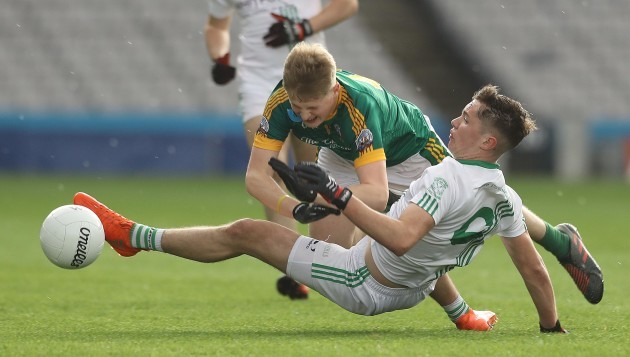 Conor Firman and Donnchadh O'Sullivan