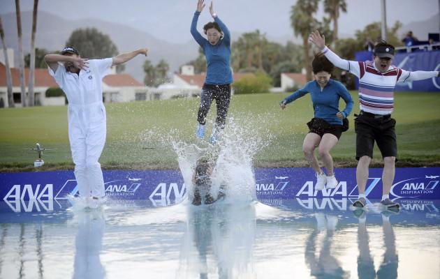 LPGA: ANA Inspiration - Final Round