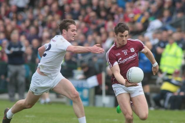 Shane Walsh and Con Cavanagh
