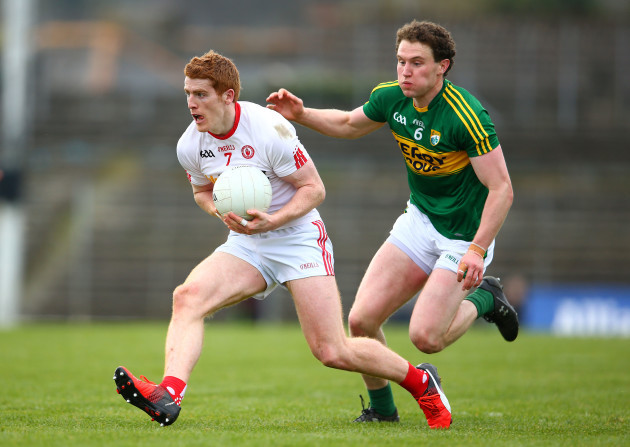 Tadhg Morley and Peter Harte