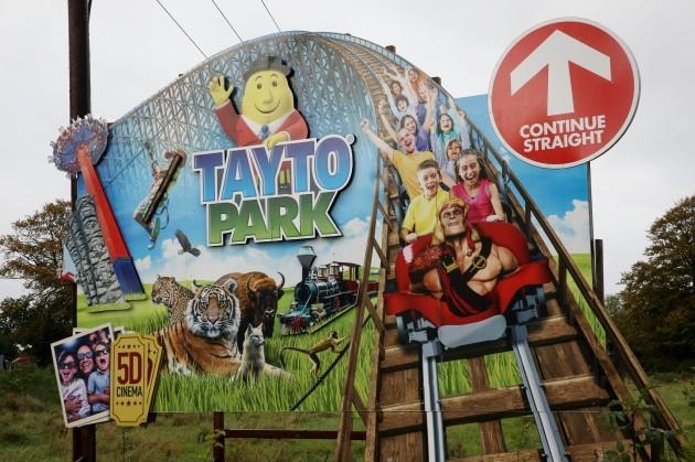 Tayto Park amusement park accident