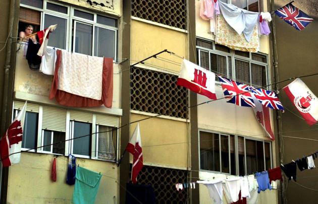 Referendum in Gibraltar