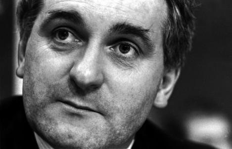 MINISTER FOR LABOUR BERTIE AHERN