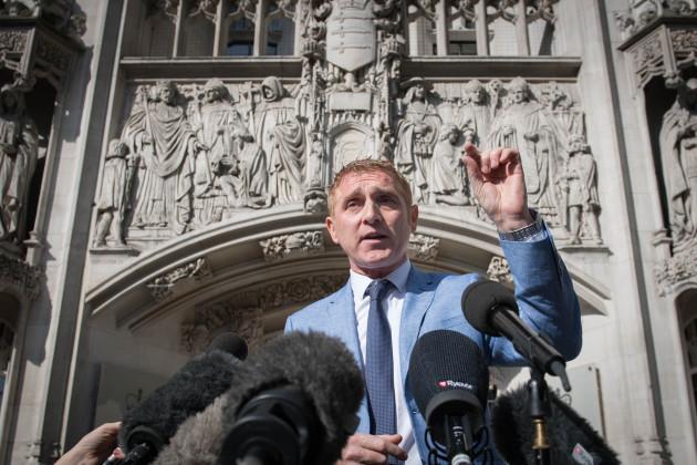 Jon Platt court case