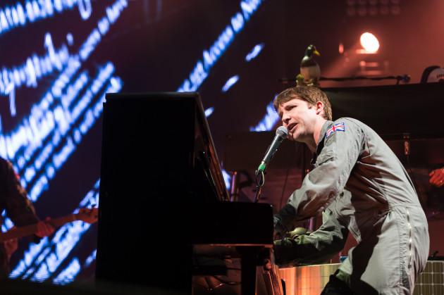 James Blunt in Concert - Geneva