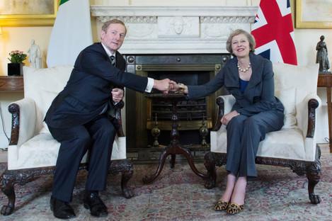 May meets Kenny