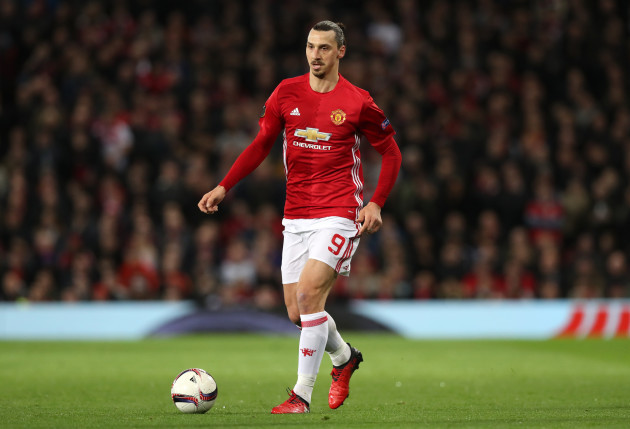 Manchester United v FC Rostov - UEFA Europa League - Round of Sixteen - Second Leg - Old Trafford