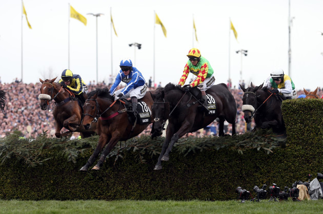 Grand National Day - Crabbie's Grand National Festival - Aintree Racecourse