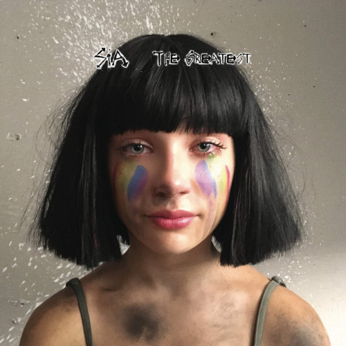 sia the greatest single cover with logo by jfa by monstergaga1054-daobqjt