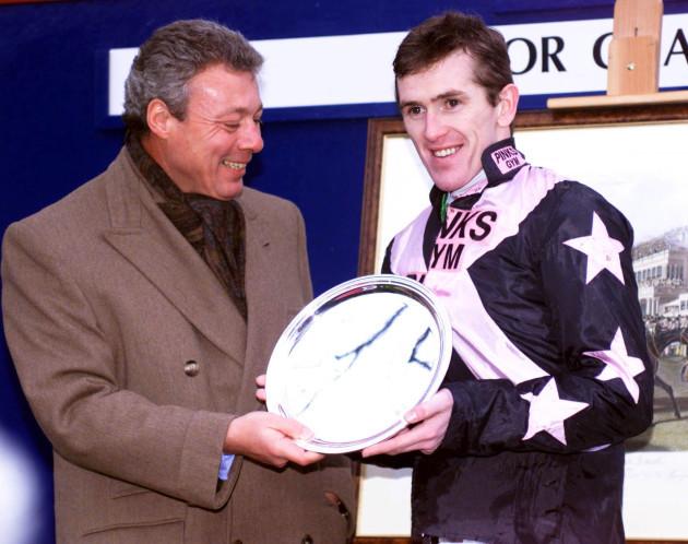 Racing  Ascot McCoy prize