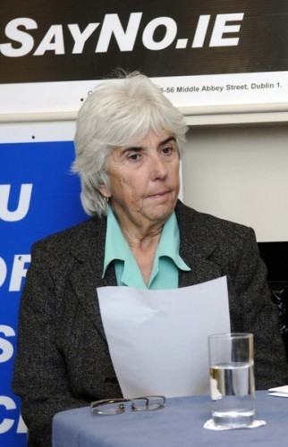 File Photo Independent TD Maureen O Sullivan has defended writing a letter in defence of a man who was jailed yesterday for being a member of a dissident republican organisation. Speaking on RTE's Morning Ireland, she said could stand over the letter beca