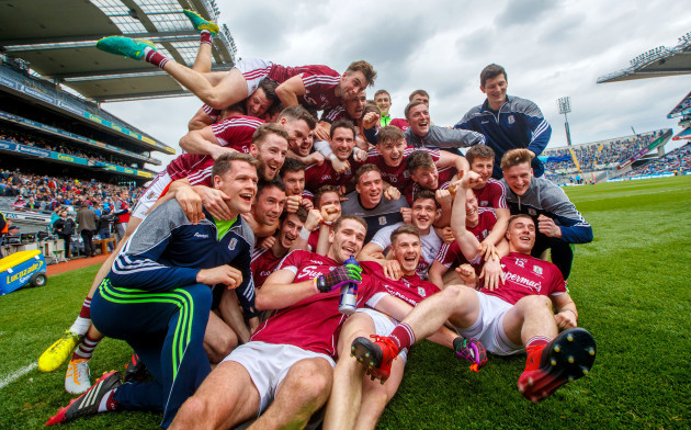 Galway celebrate