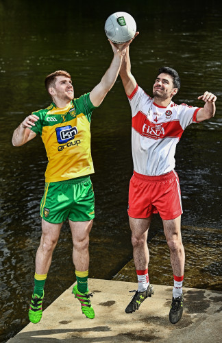 EirGrid GAA Football U21 All-Ireland Championship Ulster Media Day