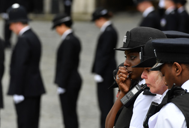 Pc Keith Palmer funeral