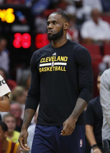 Cavaliers Heat Basketball
