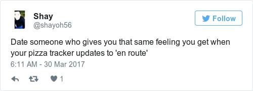 Dominos pizza tracker not updating
