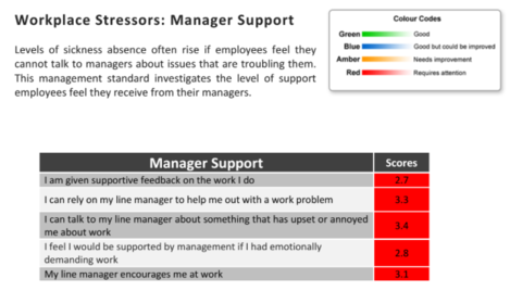 NMI - Manager Support