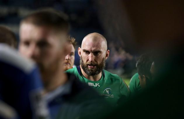 John Muldoon dejected