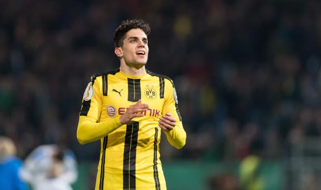 SF Lotte vs Borussia Dortmund