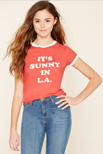 sunny in LA