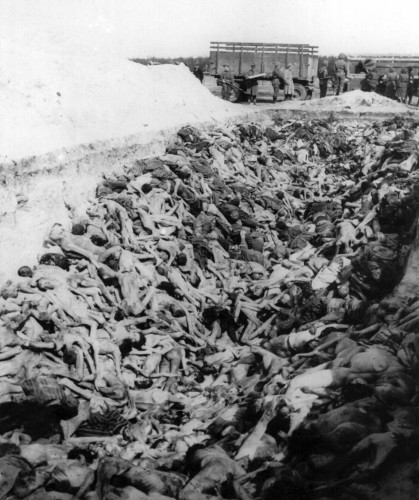 DPA-Hundred's 0f Murder Prisoners lie in a mass grave