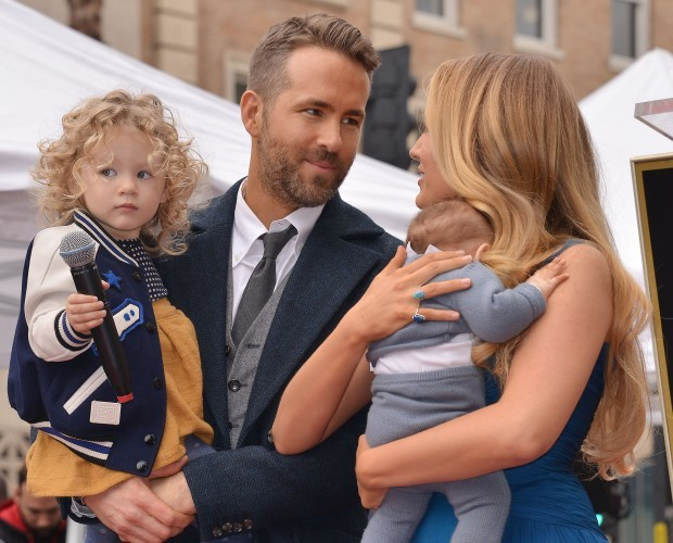 Ryan Reynolds Honored With Star On The Hollywood Walk Of Fame Ceremony - Los Angeles