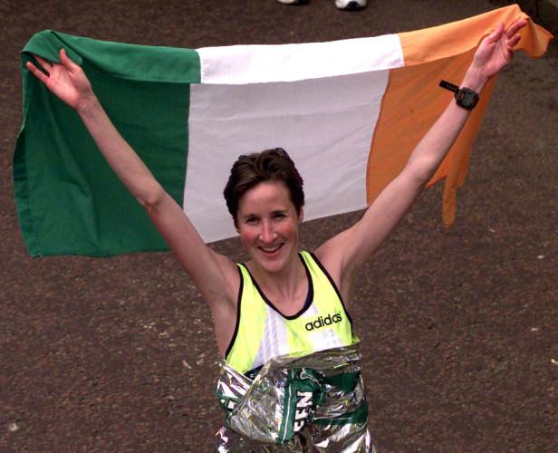 London Marathon McKiernan wins
