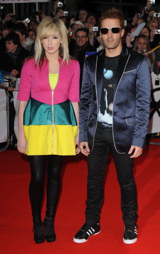 BRIT Awards 2009 - Arrivals - London