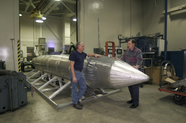 US Drops 'Mother Of All Bombs' On IS