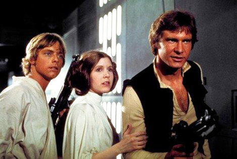 Star Wars Celebration-40 Year Anniversary