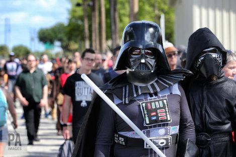'Star Wars' 40th Anniversary Orlando Event