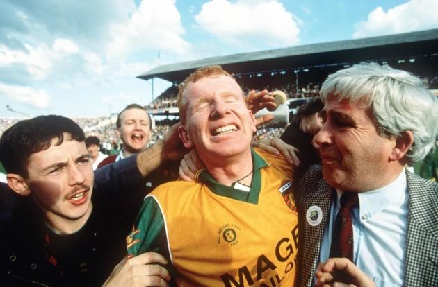 Declan Bonner 1992