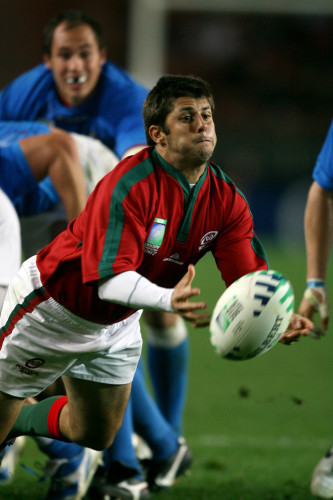 Rugby Union - IRB Rugby World Cup 2007 - Pool C - Italy v Portugal - Parc des Princes