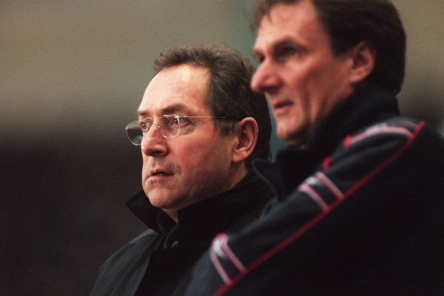 Soccer - FA Carling Premiership - Coventry City v Liverpool
