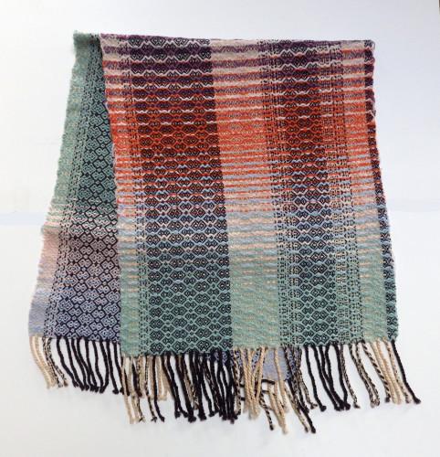 Wild Cocoon softly softly scarf 2