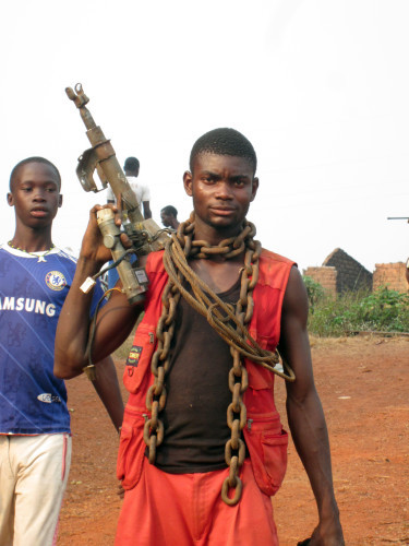 Central African Republic - Violence