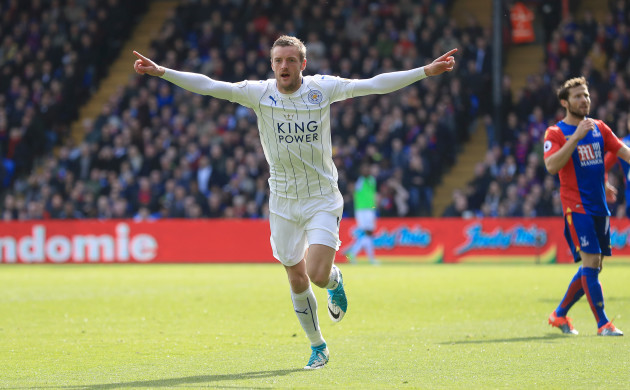 Crystal Palace v Leicester City - Premier League - Selhurst Park