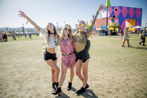 2017 Coachella Music And Arts Festival - Weekend 1 - Day 2