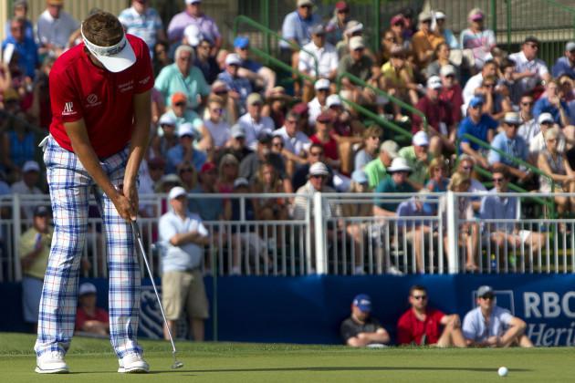 PGA: RBC Heritage - Third Round