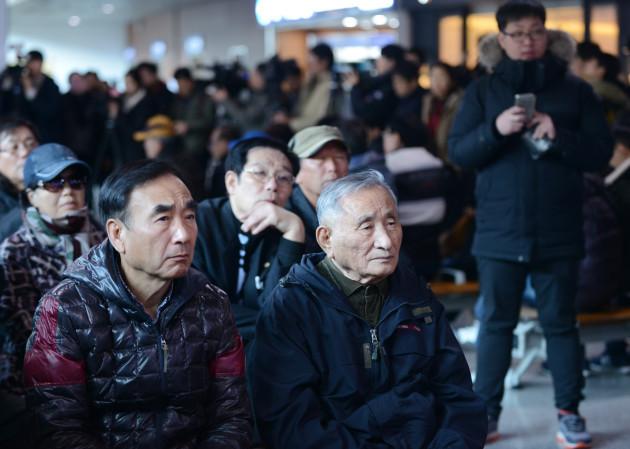 SOUTH KOREA-SEOUL-PARK GEUN HYE-IMPEACHMENT