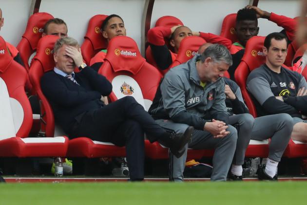 Sunderland v Manchester United - Premier League - Stadium of Light